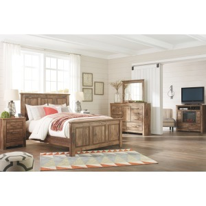 Blaneville 4 PC Queen Bedroom Set