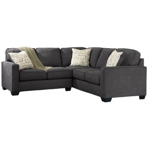 ASHLEY 16601 2 Piece Sectional