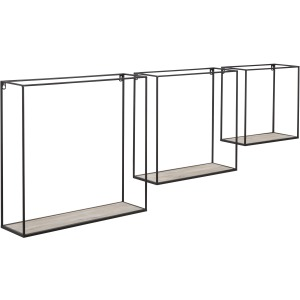 EFHARIS WALL SHELF SET