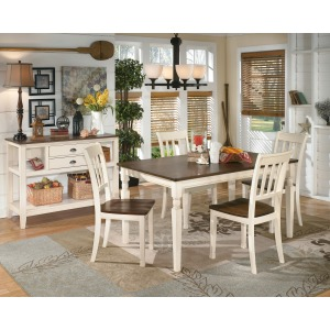 Whitesburg 5 PC Dining Room Set