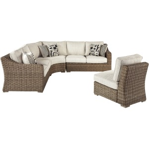 Beachcroft 4 PC Sectional
