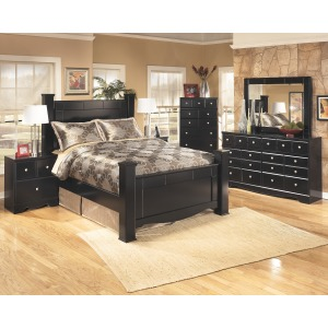 Shay 4 PC Queen Bedroom Set