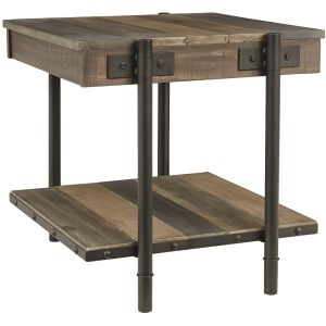 BOSTWELL END TABLE