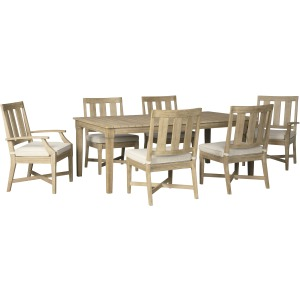 Clare View 7PC Dining Set