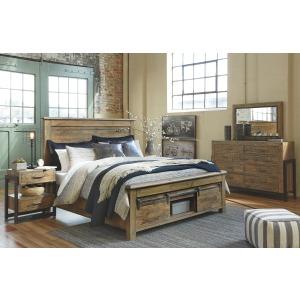 B775 6Pc QN STRG Bedroom Set