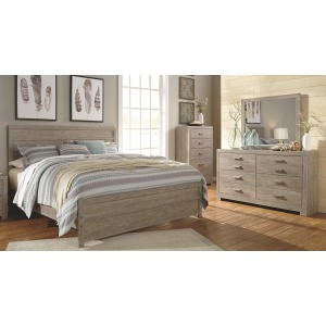 Culverbach 3 PC King Panel Bedroom Set