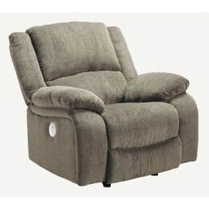 DRAYCOLL PEWTER POWER RECLINER