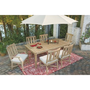 Clare View 7 PC Dining Set