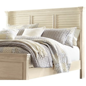 Bolanburg King/California King Louvered Headboard