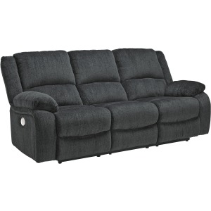 DRAYCOLL SLATE POWER RECLINING SOFA