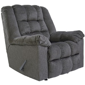 Drakestone Rocker Recliner w/ Heat and Massage