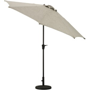 Medium Auto Tilt Umbrella and Base