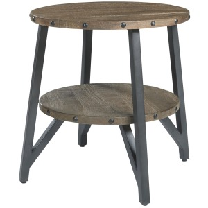 HAFFENBURG END TABLE