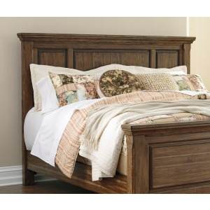 Flynnter King/California King Panel Headboard