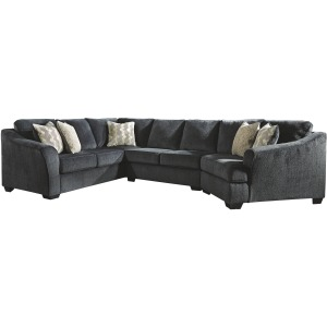 ASHLEY 41303 3PC SECTIONAL