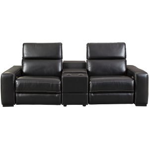 Mantonya 3-Piece Reclining Sectional with Power