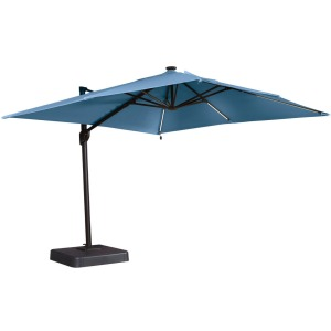Oakengrove Patio Umbrella & Base