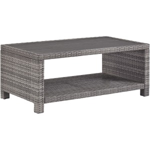 Salem Beach Rectangular Cocktail Table