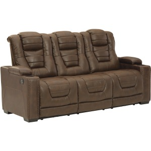 Owner's Box Power Reclining Sofa