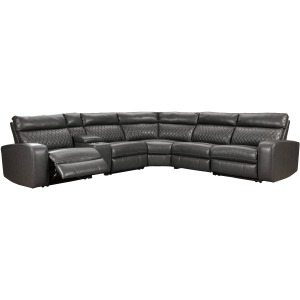 SAMPERSTONE RECLINING SECTIONAL