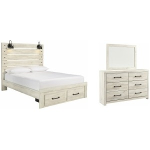 Cambeck 3 PC Queen Bedroom Set