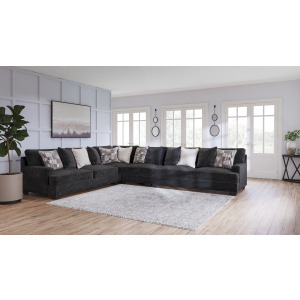 Lavernett 4-Piece Sectional