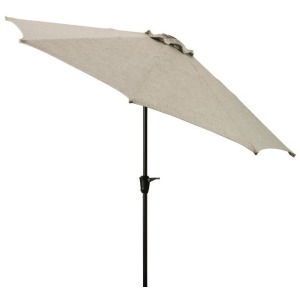 Umbrella Accessories Medium Auto Tilt Umbrella