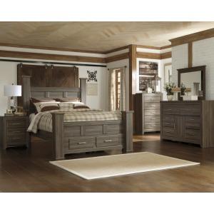 Juraro 4 PC Queen Bedroom Set