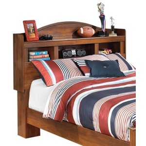 Barchan Full Bookcase Headboard