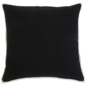 Solid Pillow Cover w/Insert
