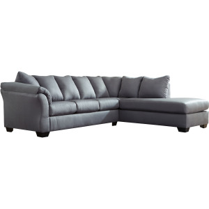ASHLEY 75009 2PC Sectional