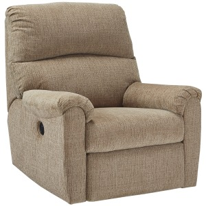 McTeer Power Wall-hugger Recliner in Mocha