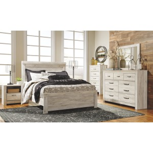 Bellaby 4 PC Queen Panel Bedroom Set