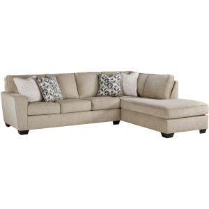 Decelle 2-Piece Sectional with Chaise