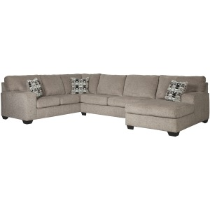 ASHLEY 80702 3Pc Sectional