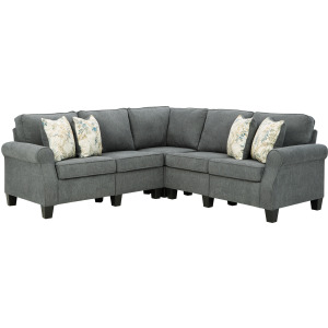 Alessio 4-Piece Sectional
