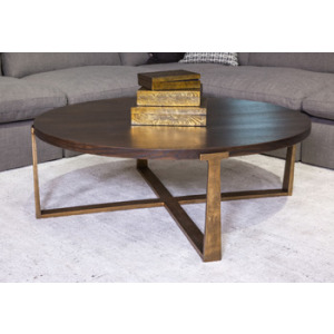 BALINTMORE ROUND COCKTAIL TABLE