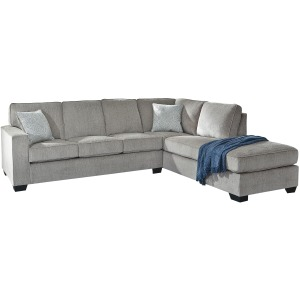 Altari 2-Piece Sectional with Chaise and Sleeper