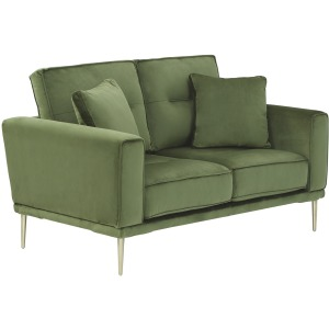 MACLEARY MOSS LOVESEAT