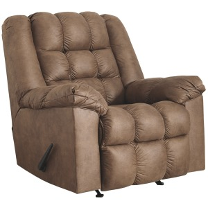 Adrano Rocker Recliner w/ Heat and Massage