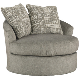 SOLETREN ASH SWIVEL CHAIR