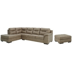Maderla 2-Piece Sectional with Chaise & Ottoman