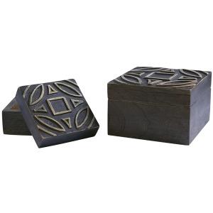 Marquise Box (Set of 2)