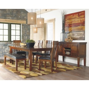 Ralene 6 PC Dining Set