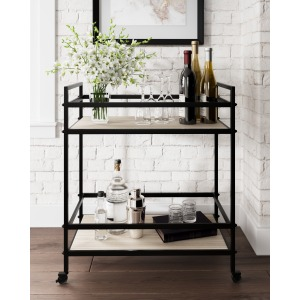 Waylowe Bar Cart