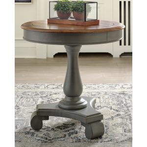 MIRIMYN GRAY ACCENT TABLE