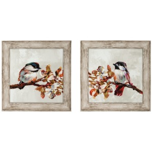 Domitian Wall Art (Set of 2)