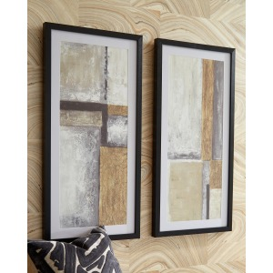 Jaxley Wall Art (Set of 2)
