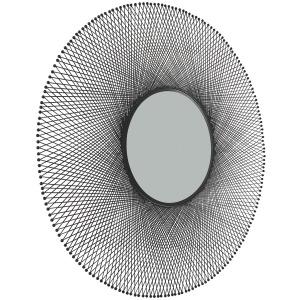 Ferriss Accent Mirror