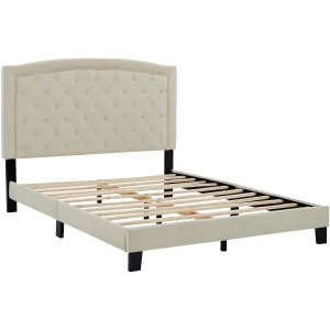 ADELLONI QUEEN UPHOLSTERED BED